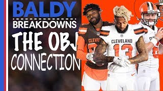How Will Odell Beckham Jr. & Jarvis Landry be Utilized in Cleveland | Baldy's Breakdowns