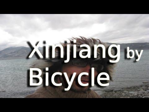Cycling in Xinjiang and the Karakorum Highway, China 중국 신장 자전거 탐험