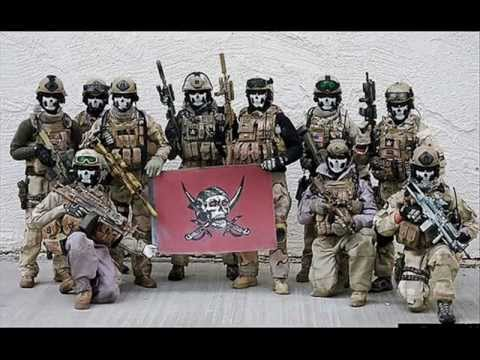 U.S. Special Operations Forces !