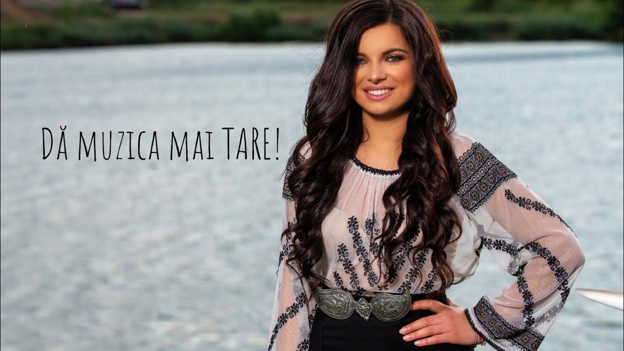 Ana-Maria Ababei - Da muzica mai TARE!
