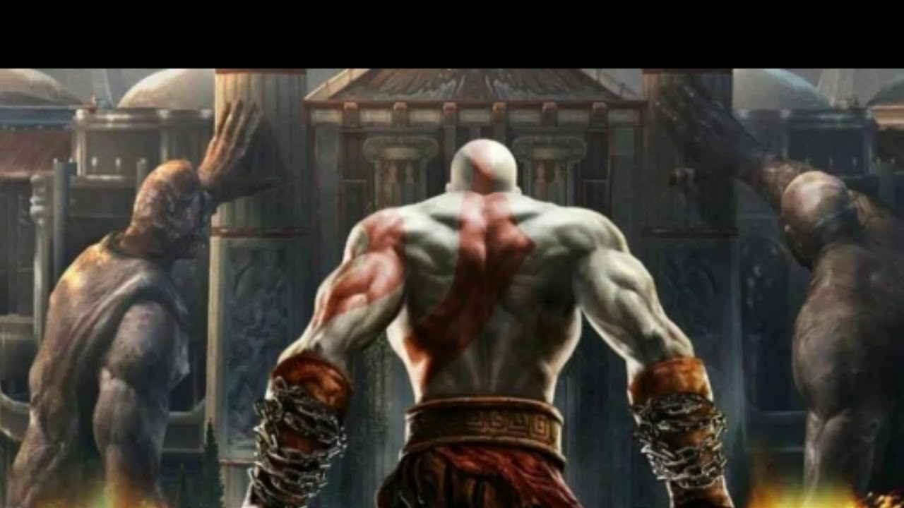 Most Popular God Of War Wallpaper 4k Youtube