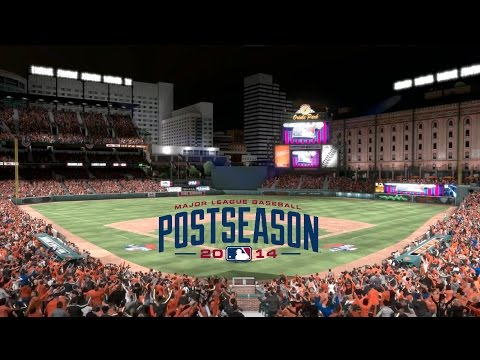 MLB 14 The Show (PS4): 2014 ALDS Game 1 - Orioles vs Tigers Sim