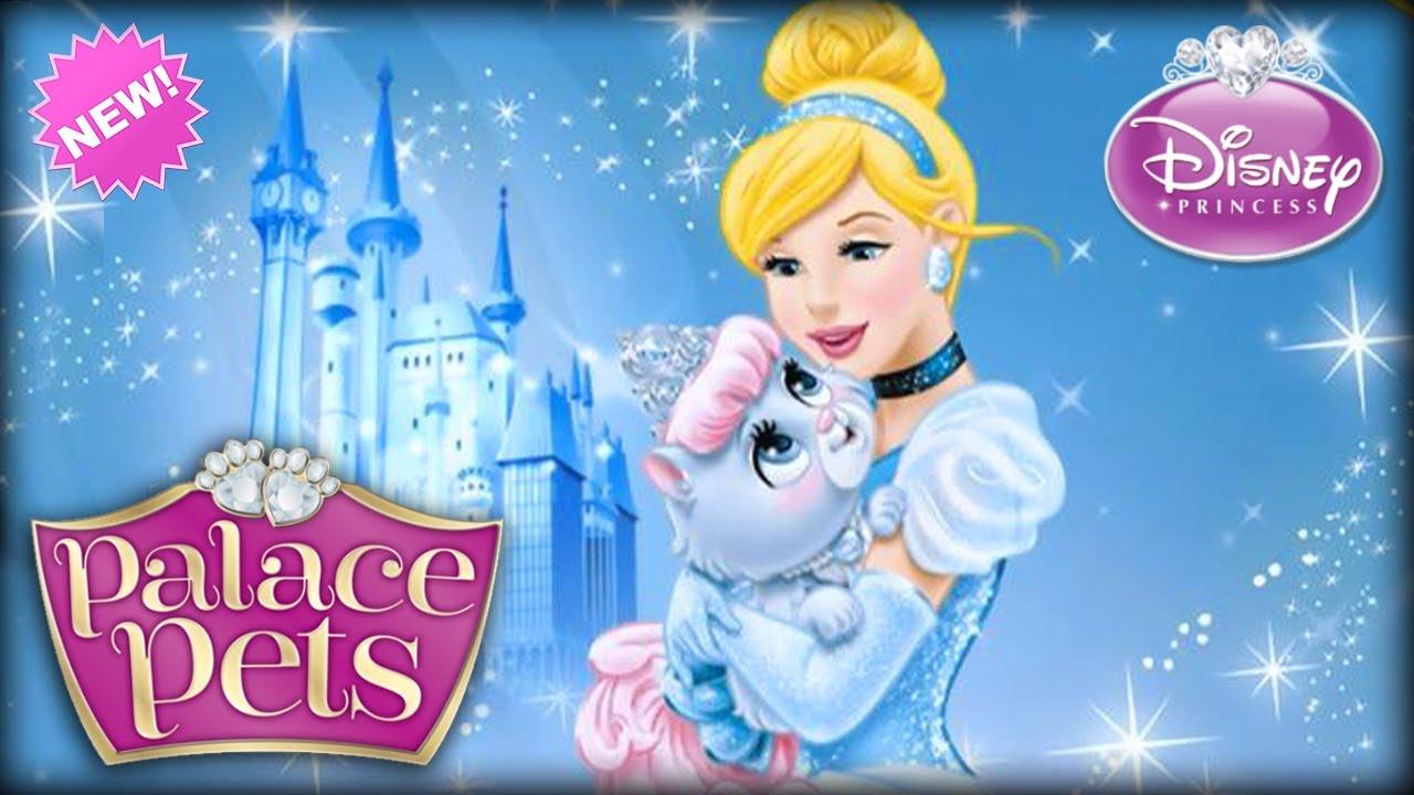 Play Disney Princess Palace Pets Game Free Online - GamesoCool