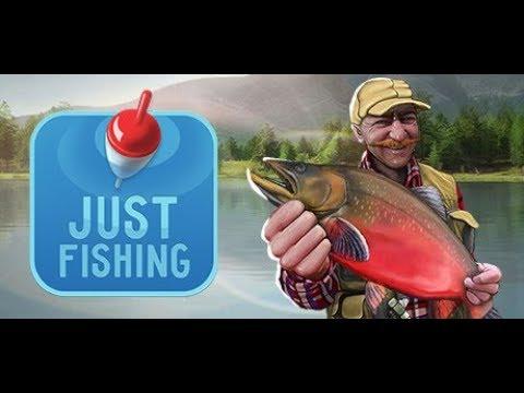 just fishing онлайн прохождение #1