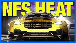 Need for Speed HEAT : Cars, Customization, Map & More!! (NFS HEAT)