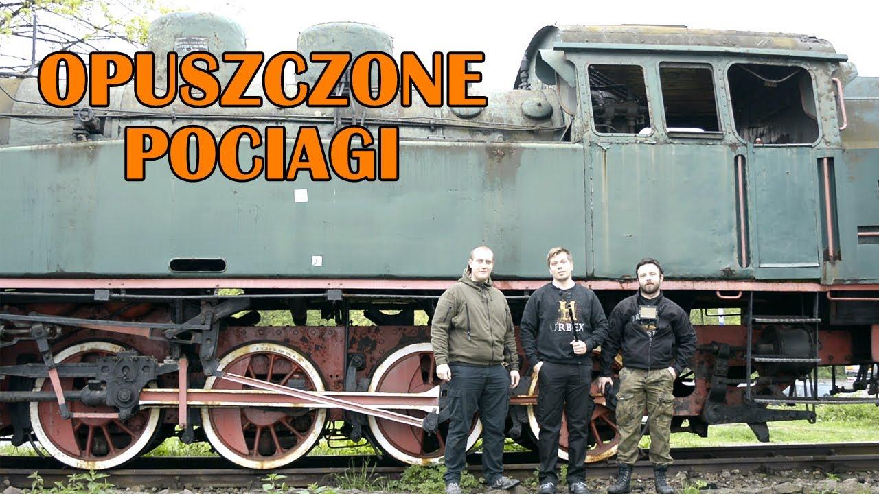 Cmentarzysko pociągów PKP Płaszów – Urbex History