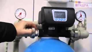 видео Обезжелезивание воды - купить фильтры и ситемы для очистка воды от железа на даче
