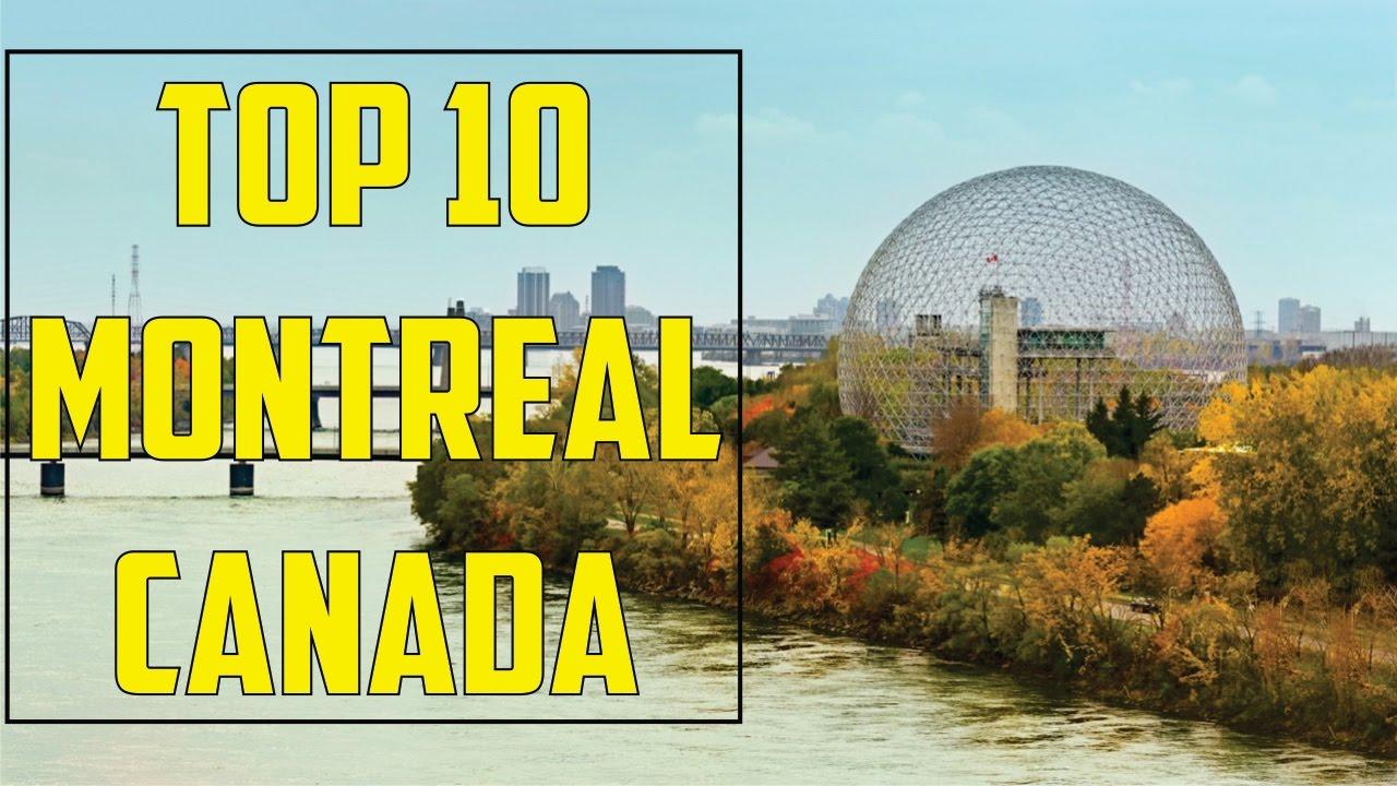 Cosas Que Hacer Y Lugares Que Visitar En Montreal Canada