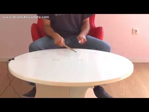 drumsanywhere:-turn-your-table-into-an-electronic-drum-set.