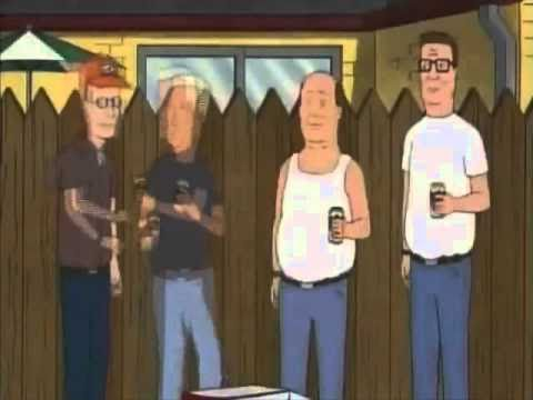 Hank Hill sings Propane Eric Claptons Cocaine