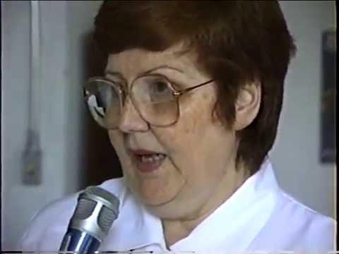 Janet Duncan entrevistada no Feespírita 96