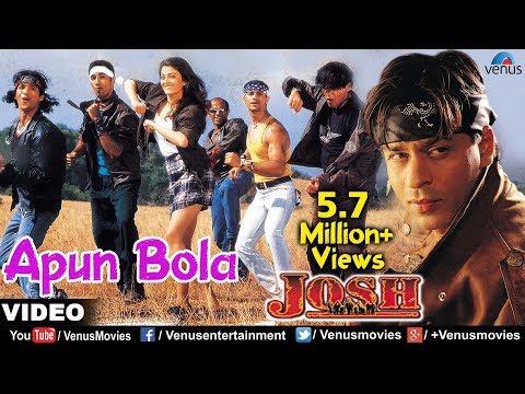 Apun Bola Tu Meri Laila Full Video Song | Josh | Shahrukh Khan, Aishwarya Rai, Priya Gill