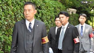 連続放火殺人事件の容疑者・安西健一(山崎画大)が任意の取り調べを終え...