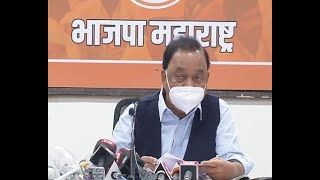 BJP Leader | Narayan Rane - Press Conference | 4 August 2020