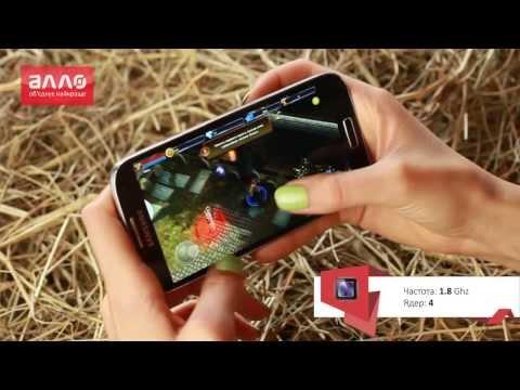 Видео-обзор смартфона Samsung Galaxy S4