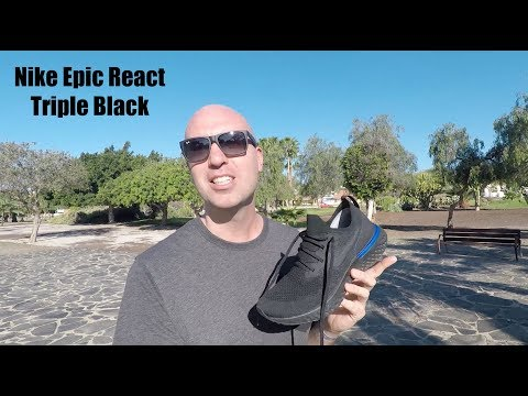 nike-epic-react-black---review-+-unboxing-+-on-feet---mr-stoltz-2018