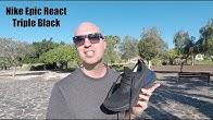b99057869de6 Nike Epic React Black - Review + Unboxing + On Feet - Mr Stoltz 2018 -  Duration  5 minutes