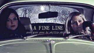 ► swan queen || a fine line