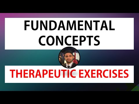 Fundamental Concepts Of therapeutic Exercises by Faysal Mehboob