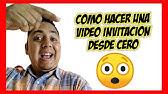 Tutorial Invitacion Cumpleaños Fortnite Youtube