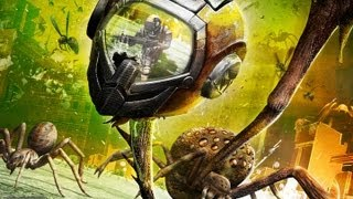 CGRundertow EARTH DEFENSE FORCE: INSECT ARMAGEDDON for PC Video Game Review