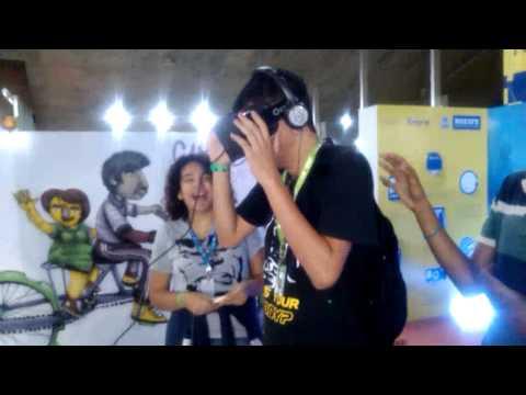 Experiencia com o Oculus Rift... FOOOOODAAAAAAAAAAAAA