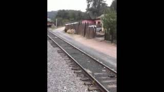Chepe train. Tren chepe