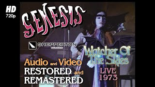 Genesis - Watcher Of The Skies - Live at Shepperton Studios 1973 (Remastered)