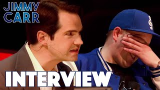 Jimmy's Hilarious Audience Interview | Jimmy Carr Being Funny