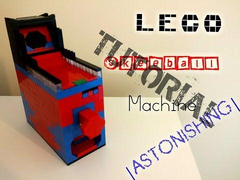 LEGO skeeball machine | V3 | TUTORIAL