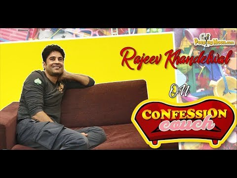 Rajeev Khandelwal on Confession Couch | PeepingMoon