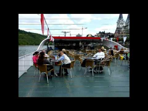 The River Rhine Cruise   Boppard to Sankt Goar