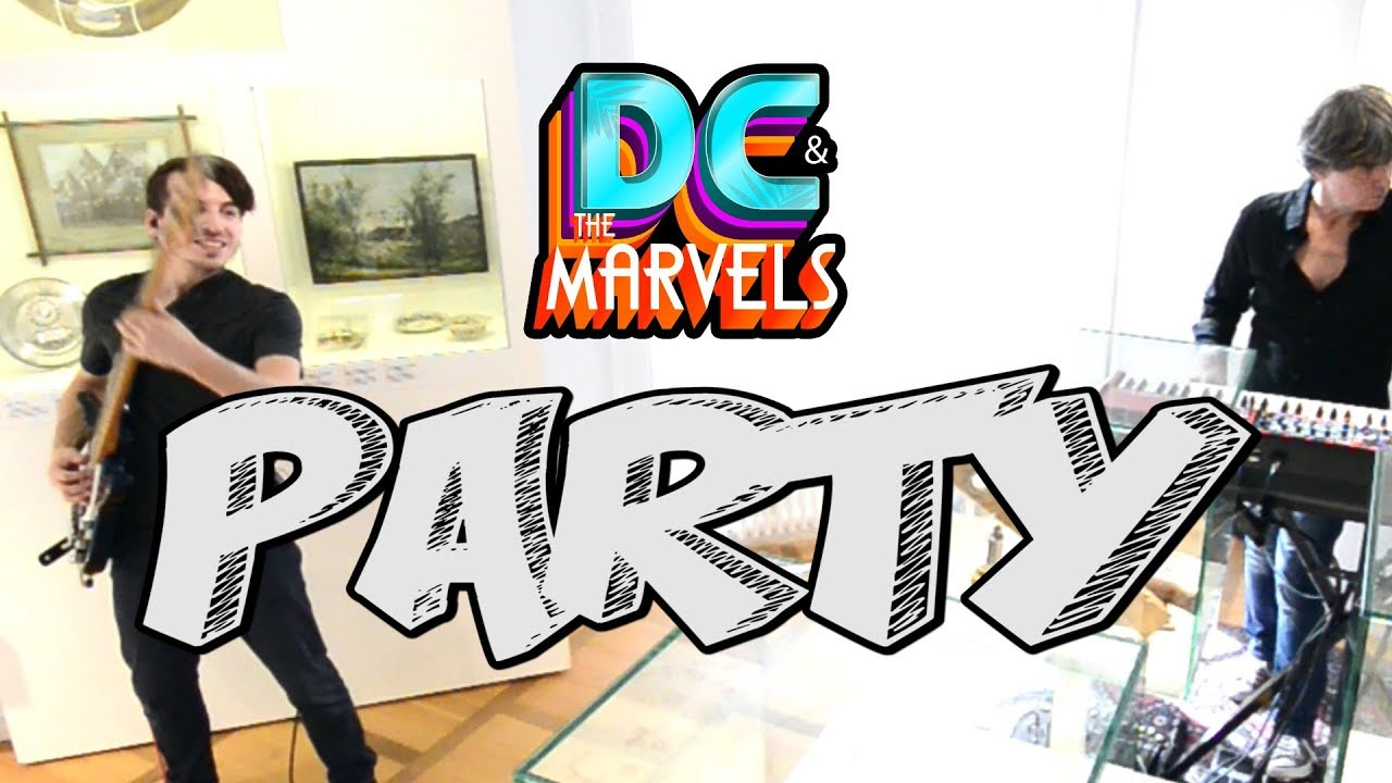 DC & The Marvels - Party