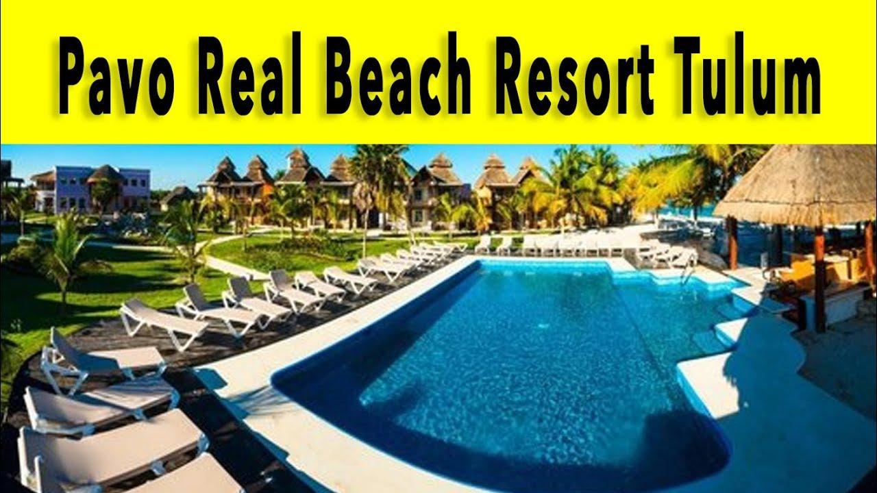 Pavoreal Beach Resort Tulum 2018 Riviera Maya Mexico