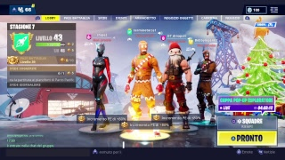 Live Fortnite ita ZENZERO PAN SHOPPATO, AND NOW TRY!! 250 CONTEST 1000 V-BUCK ISCRITTI