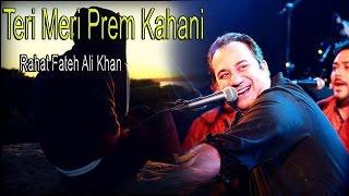 "Gambar cover ""Teri Meri Prem Kahani"" |Show| | Rahat Fateh Ali Khan | Love Song"