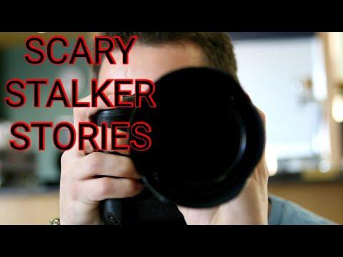 3 True Scary stalker Stories