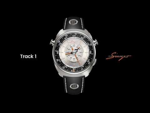 Singer Reimagined Track 1 Chronograph - Exclusive interview