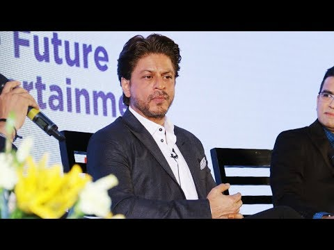 Uncut - Full Interview Of Shahrukh Khan At Press Conference Of Magnetic Maharashtra