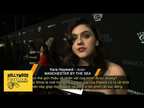 'MANCHESTER BY THE SEA' 2016 Los Angeles Premiere with Kara Hayward, Cassey Affleck & more