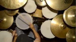 Stratovarius - Phoenix (Drum Cover) by Efraín BOJ Del disco Infinit...