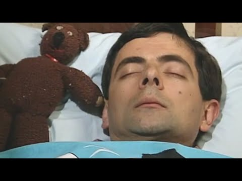 Sleepy Bean | Triple Bean | Classic Mr Bean