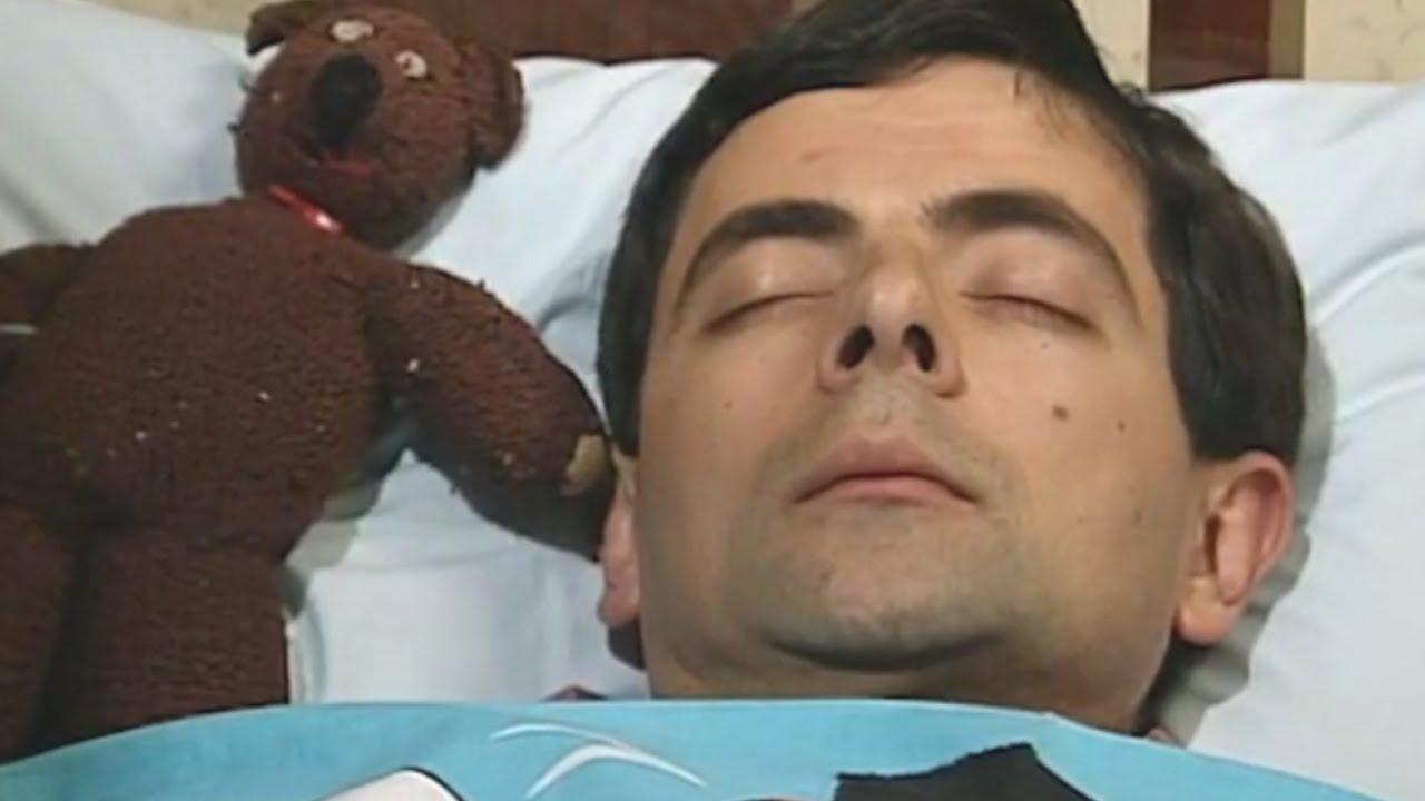 Sleepy Bean | Triple Bean | Classic Mr Bean