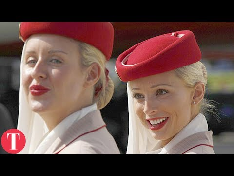 Thumbnail: 10 STRANGE Requirements To Work As A Flight Attendant