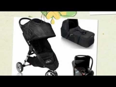 Trio Baby Jogger City Mini 3