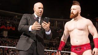 ظهور نجم جديد فى NXT ، تعليق الجماهير على مباراة جولدبيرج ضد بروك ليسنر ، شايموس – سيزارو