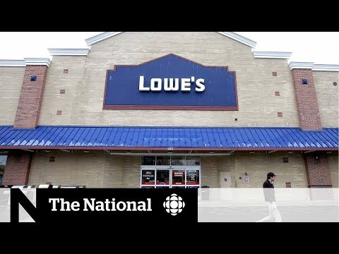 Lowe's Closing 34 Stores Across Country, Most In Quebec