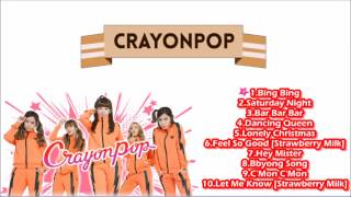 Crayon Pop (크레용팝) - Song Compilation