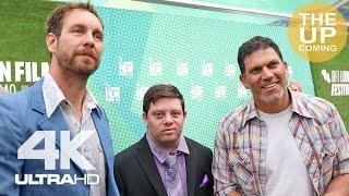 Tyler Nilson, Michael Schwartz And Zack Gottsagen On Peanut Butter Falcon At London Film Festival