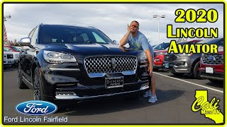 2020 Lincoln Aviator Black Label SUV Review